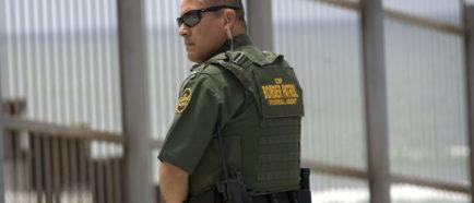 patrulla fronteriza CBP agentes