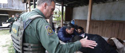 Patrulla Fronteriza CBP detenciones