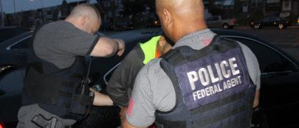 ICE detenciones arrestos