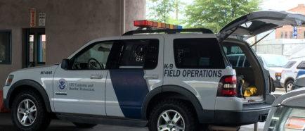 CBP patrulla