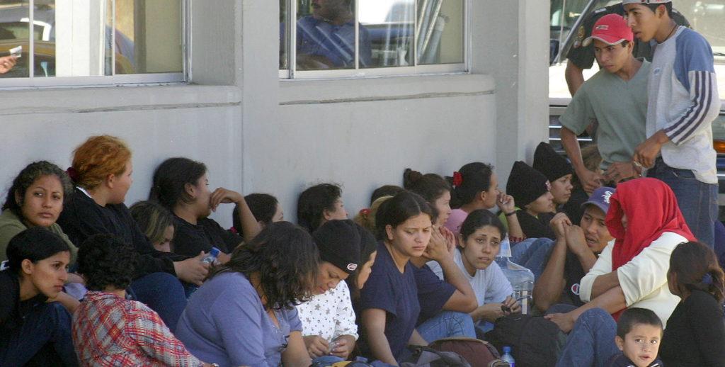 inmigrantes detenciones arrestos