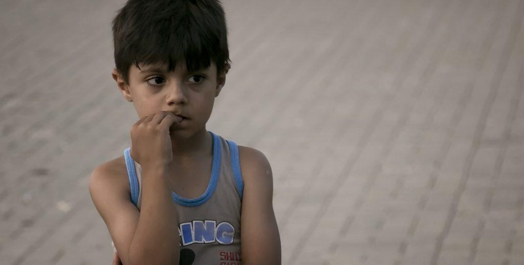 menores niños inmigrantes