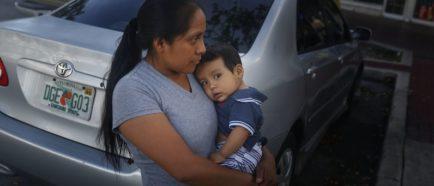 guatemalteca separacion familiar familias menores