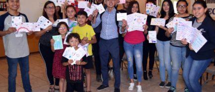 jóvenes inmigrantes menores niños