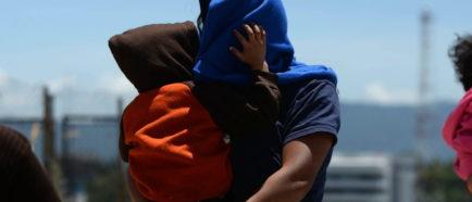 familias deportaciones menores guatemala