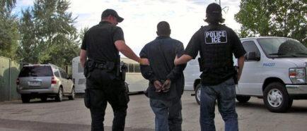 Arrestos ICE
