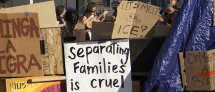 Resistencia a separación familiar