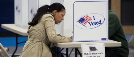 Votantes eligen congresistas