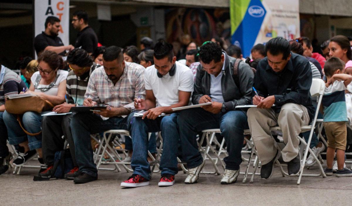 México ha recibido 3.230 solicitudes de refugio de migrantes centroamericanos