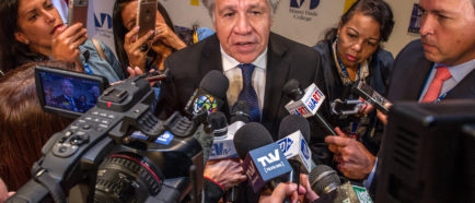 """Almagro: Estado venezolano ha sido completamente """"comido"""" por el narcotráfico"""