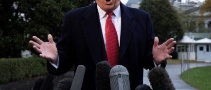 Trump niega que designación de Whitaker sea para detener caso de trama rusa
