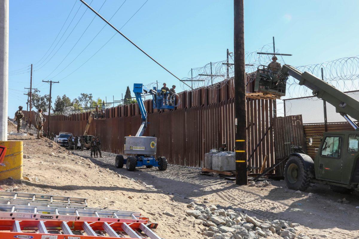 Muro de Trump proyecta sombra sobre pacto México-EEUU para abordar migración