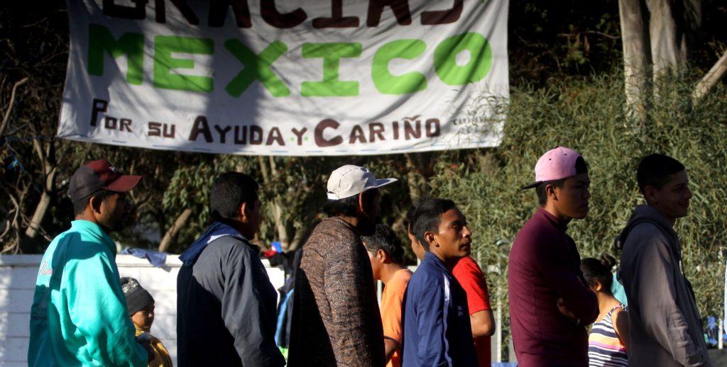 La crisis del éxodo mundial en nuestras fronteras