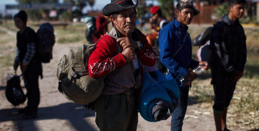 La crisis humanitaria de los migrantes adquiere proporciones desconocidas