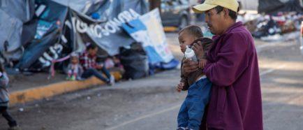 Incertidumbre sobre el paradero de más de 3.000 migrantes en Tijuana