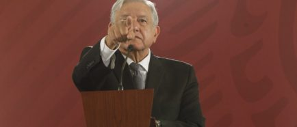 López Obrador espera comunicarse pronto con Trump para tratar tema migratorio