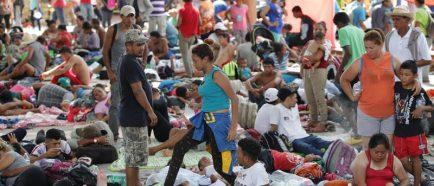 Refugio para inmigrantes