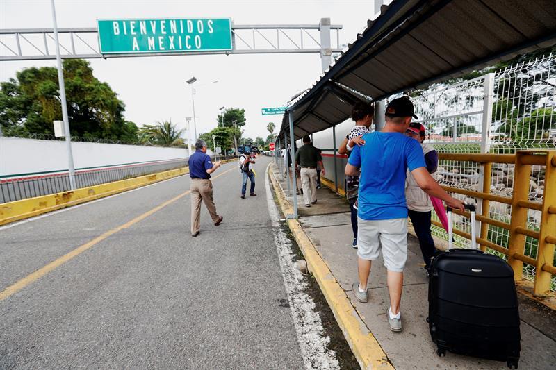 Caravana centroamerica
