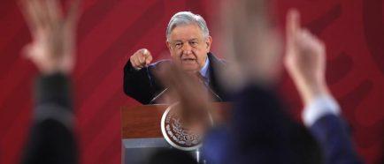 Presidente de México AMLO