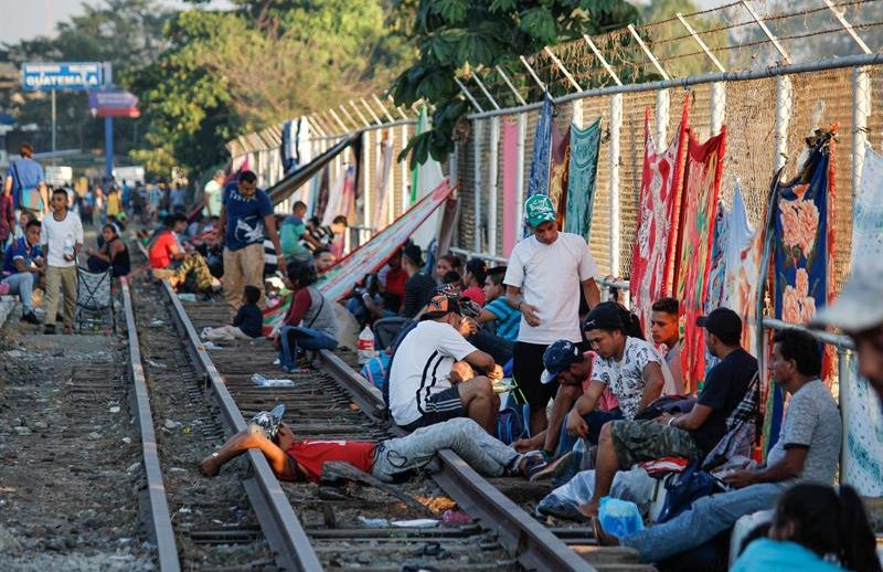 Caravana centroamericana