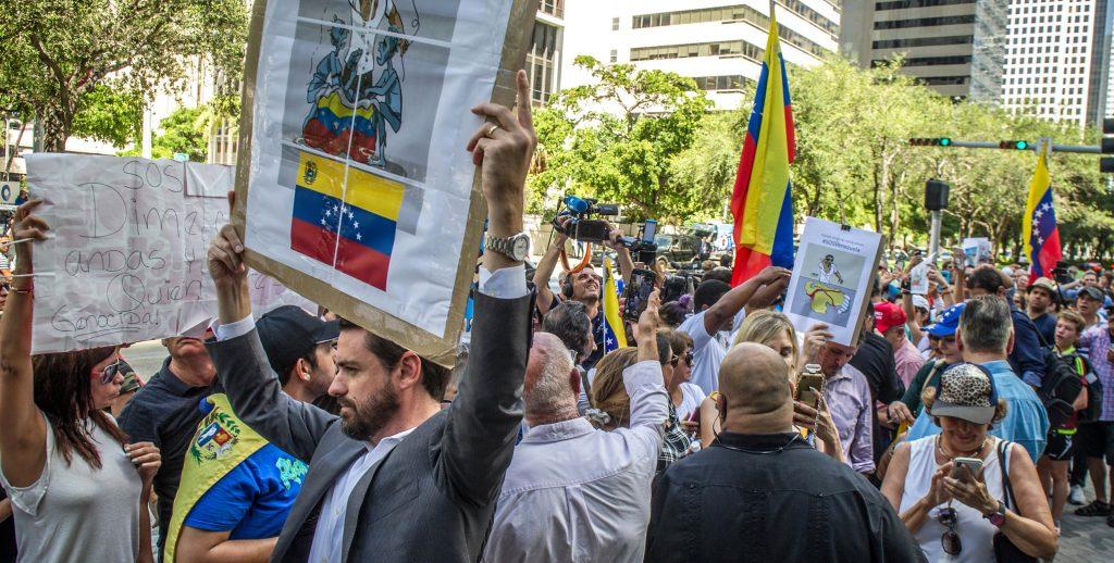 Venezolanos piden boicot latinoamericano a restaurante en Miami de chef turco