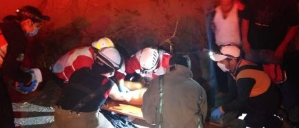 Al menos 25 centroamericanos mueren al volcarse un camiÛn en el sur de MÈxico