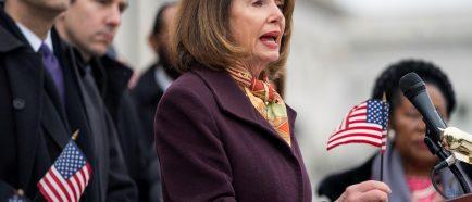 Discurso de Nancy Pelosi sobre financiaciÛn electoral en EEUU