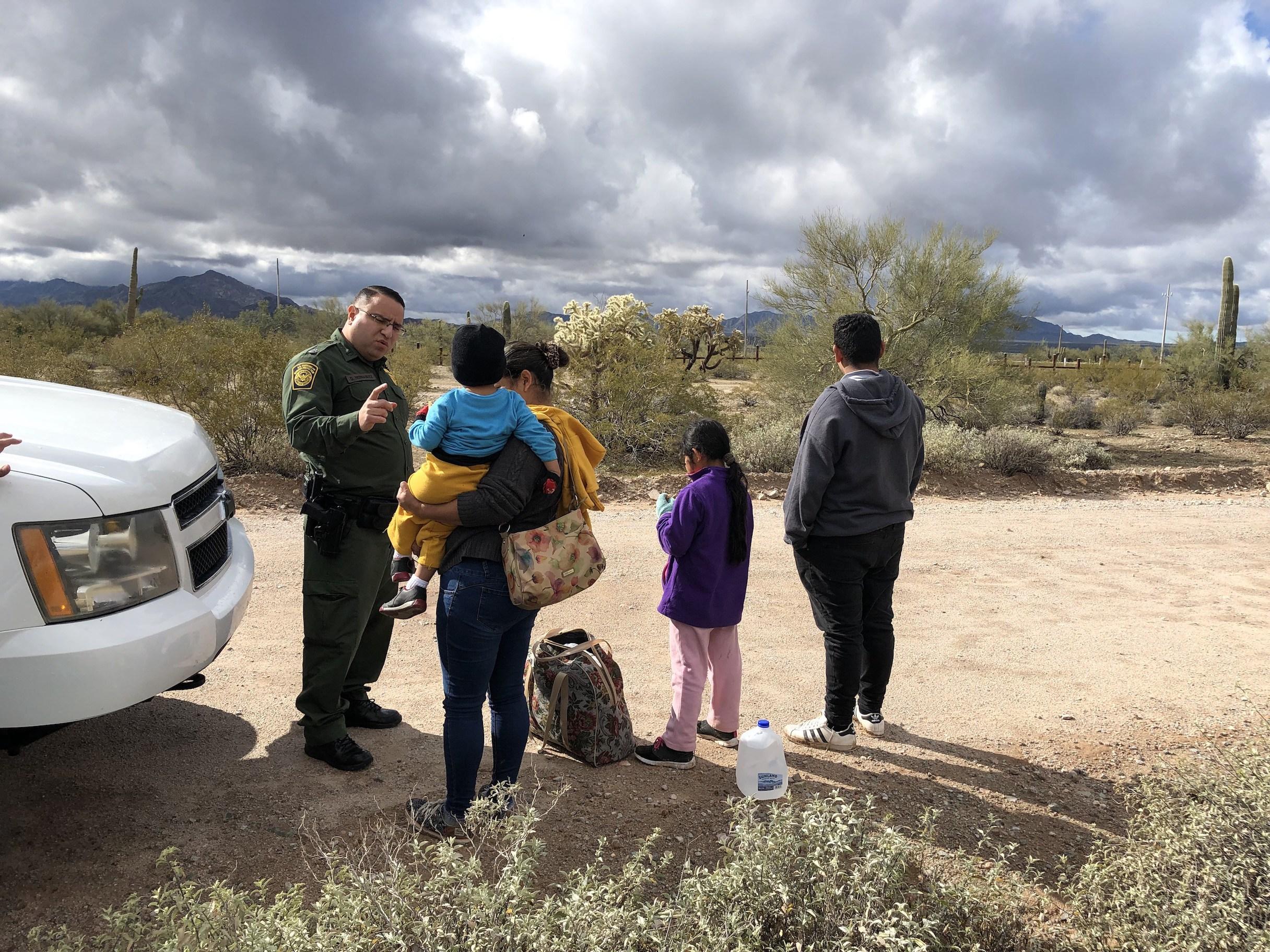 La separación familiar en la frontera de EE.UU., un drama que no cesa