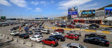 Tijuana vive con relativa calma la amenaza de cierre de frontera de Trump
