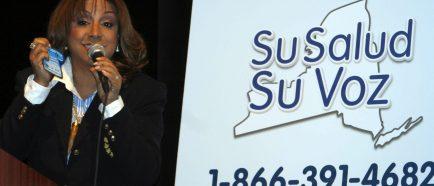 Cantante Millie Quezada encabeza campaña de Medicaid