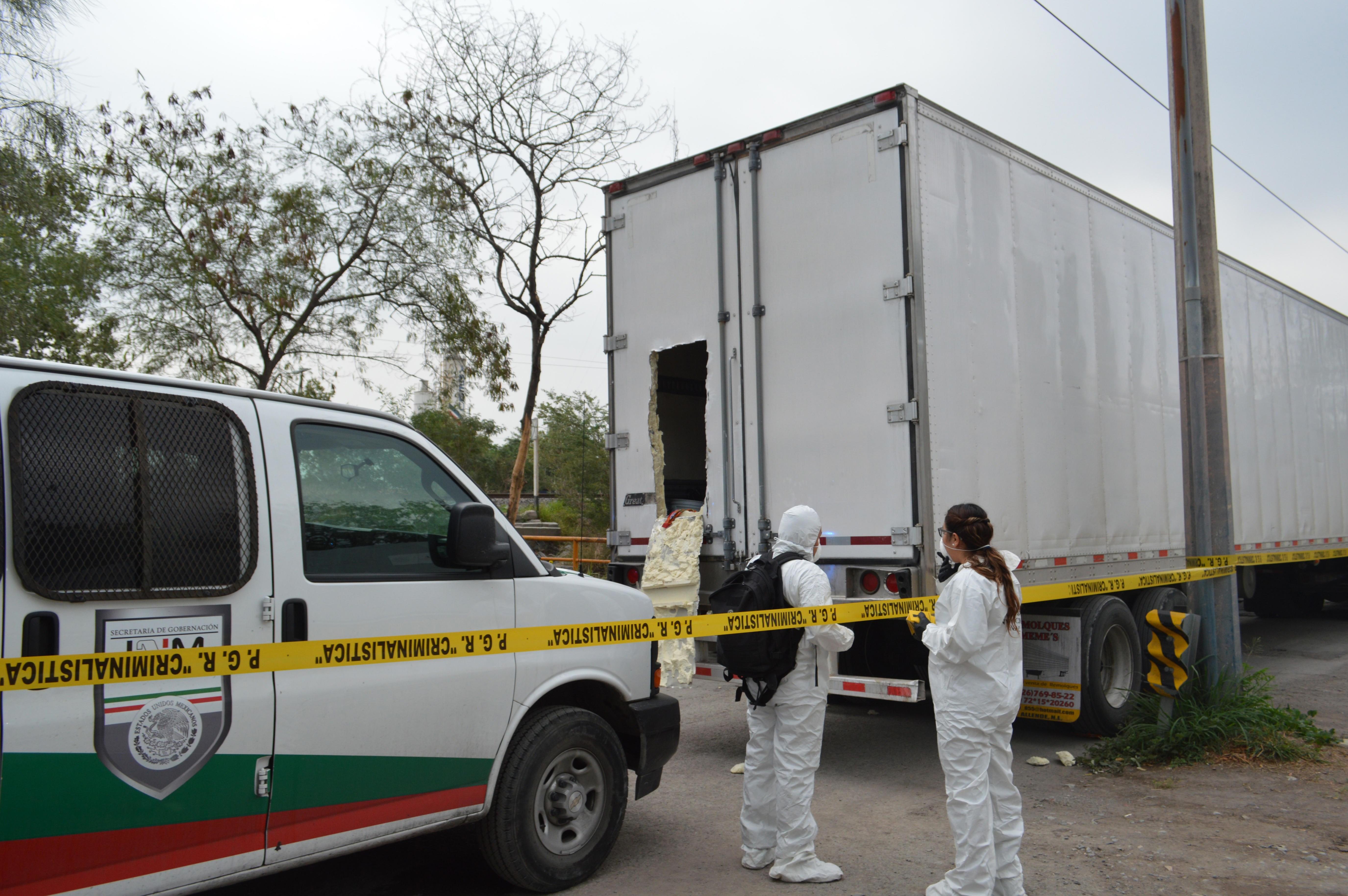 México halla enfermos de varicela y sarampión entre 289 migrantes detenidos