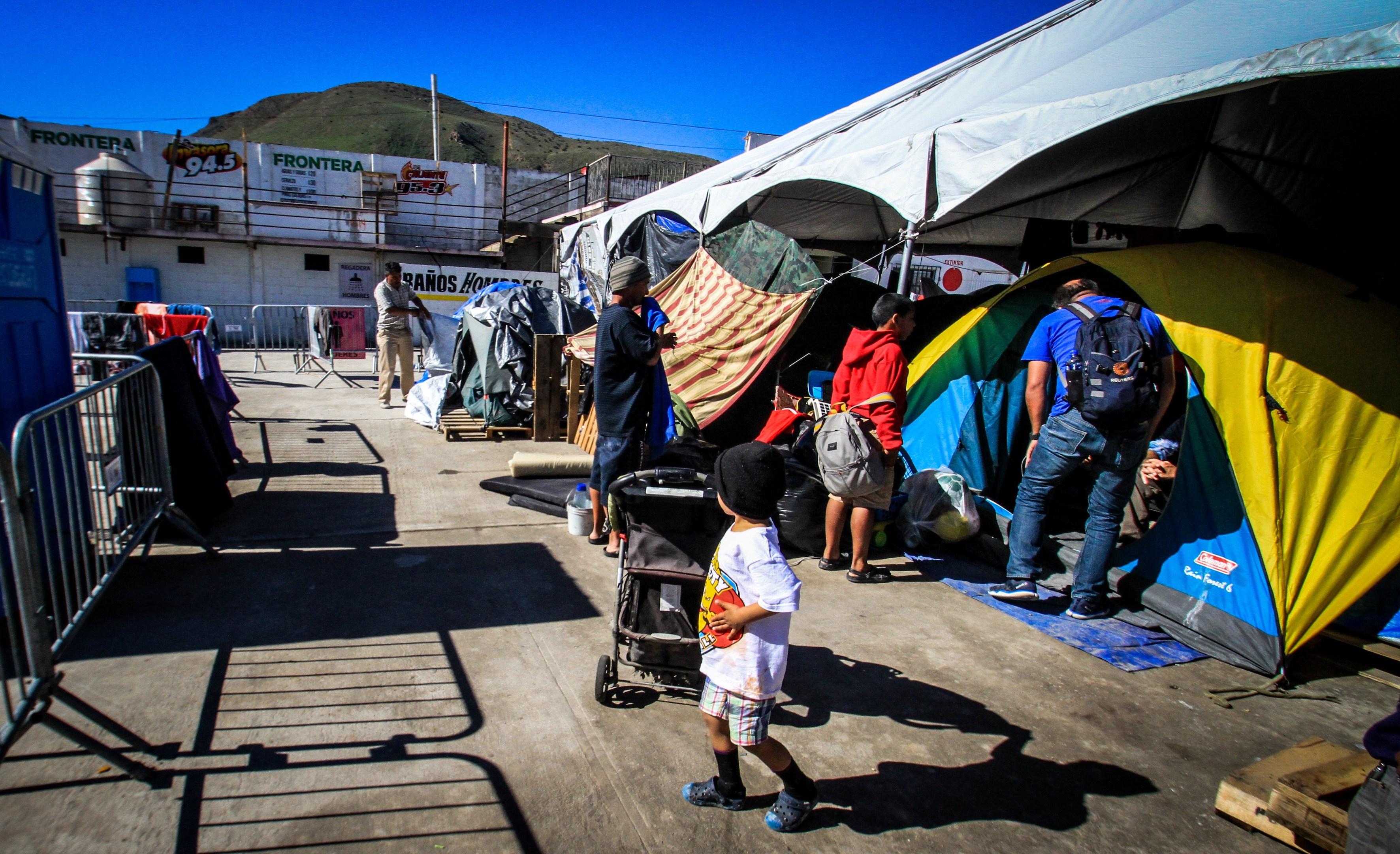 Detectan brote de varicela en albergue para migrantes en noroeste de México